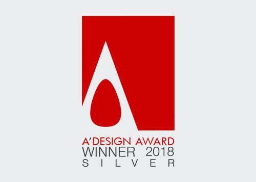 A' Design Award 2018 // Silver price