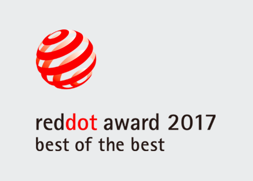 Best of the Best in Communication Design – Red Dot Design Awards 2017