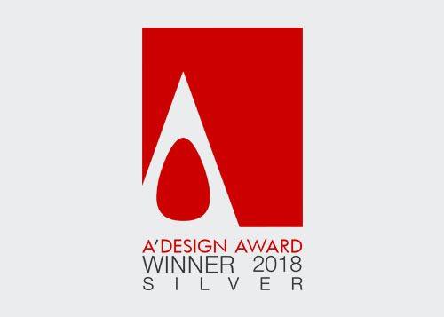 A' Design Award 2018 // Silver prize