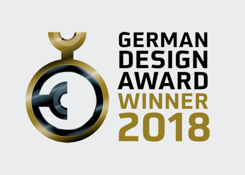 German Design Award 2018 // Excellent Communications Design
