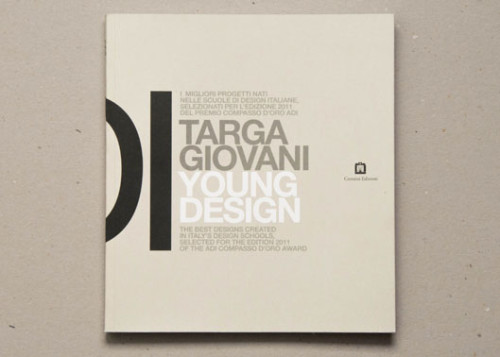 Special Distinction – XXII Compasso d'Oro ADI/Targa Giovani